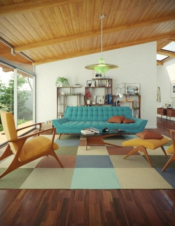mid-century living room 9-min