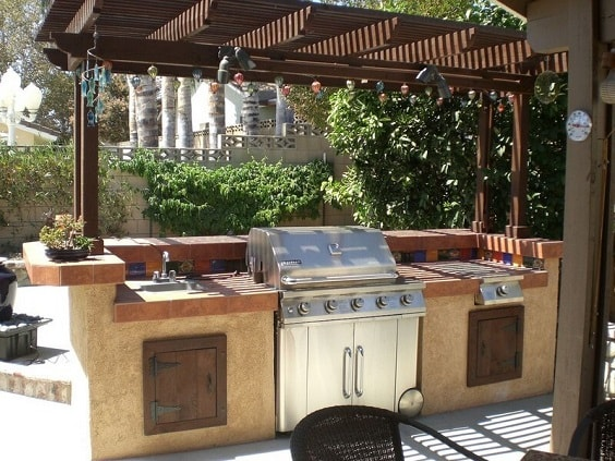 outdoor kitchen ideas 1-min