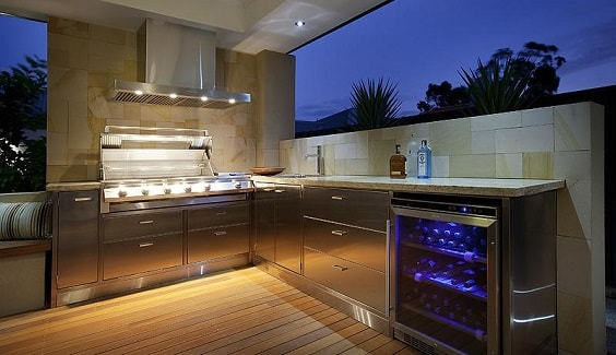 25+ Awesome Outdoor Kitchen Ideas For Your Ultimate Inspiration