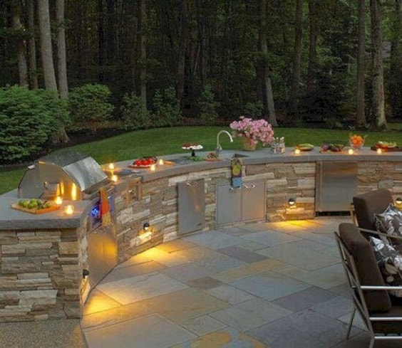 outdoor kitchen ideas 2-min