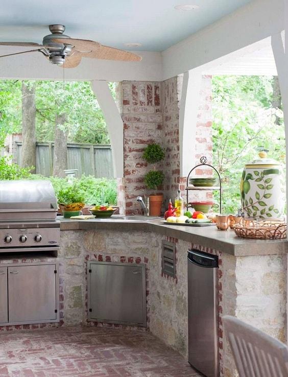 outdoor kitchen ideas 5-min