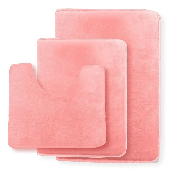 pink bathroom rugs 16-min