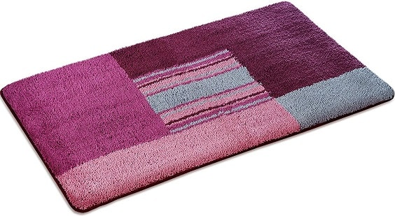 pink bathroom rugs 5-min
