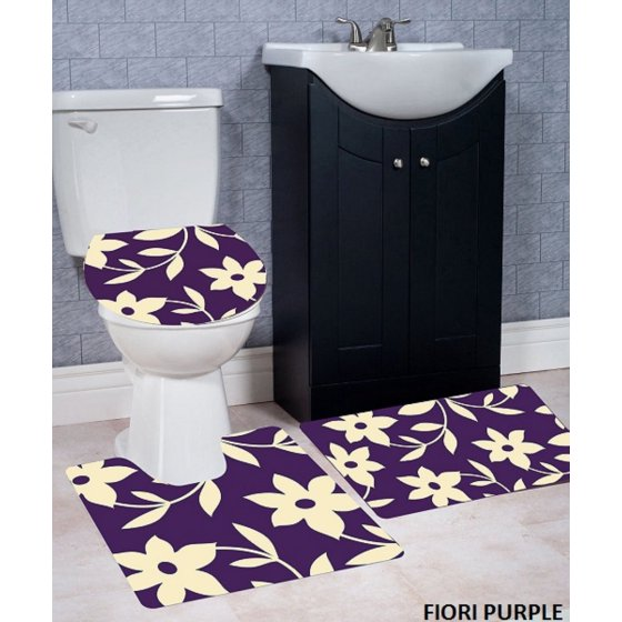purple bathroom rug sets 11-min