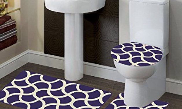 purple bathroom rug sets 12-min