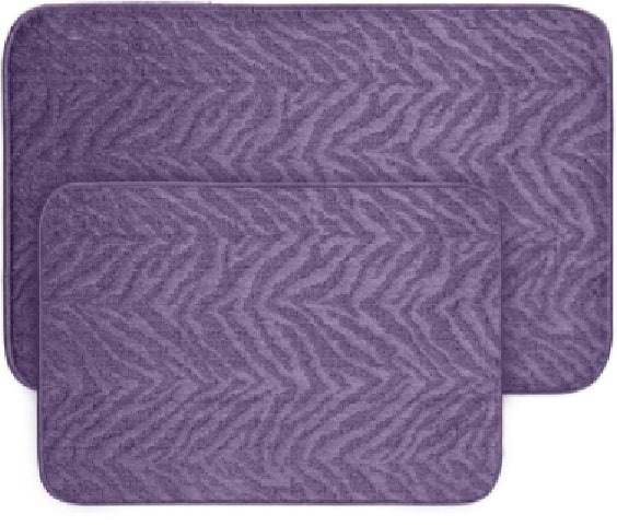 purple bathroom rug sets 13-min