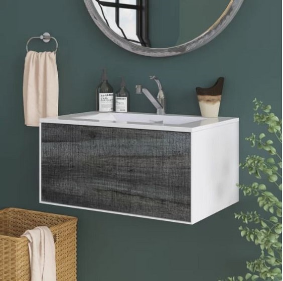 weathered wood bathroom vanity ideas 18-min