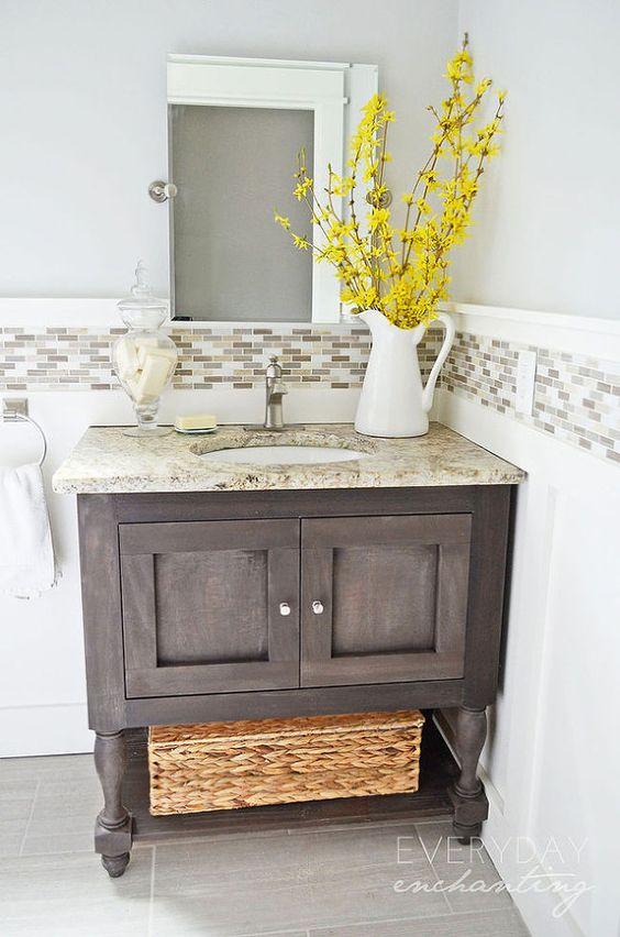 weathered wood bathroom vanity ideas 19-min