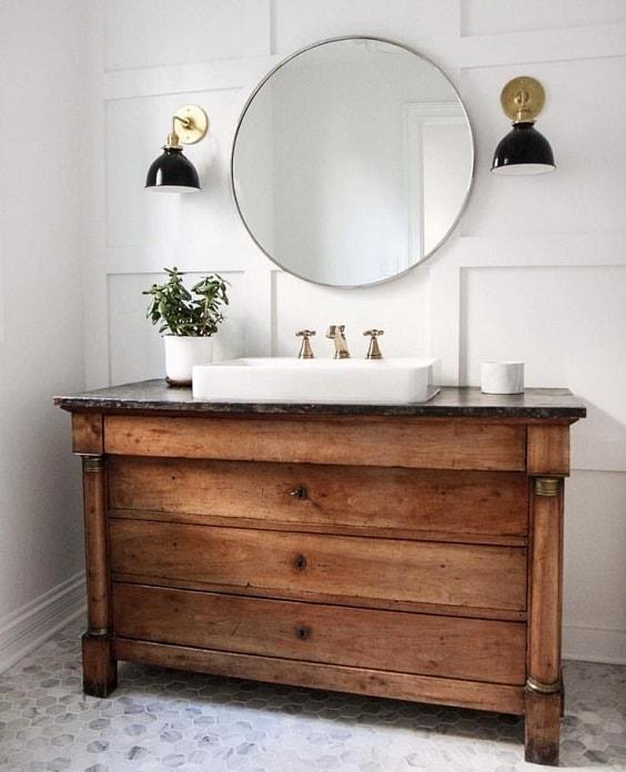 weathered wood bathroom vanity ideas 20-min