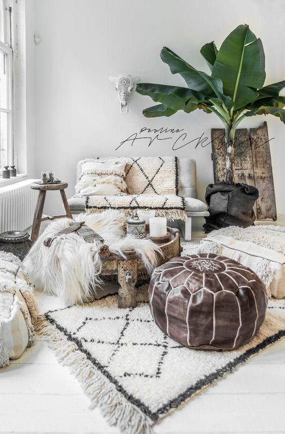 Boho Living Room Decoration 17-min
