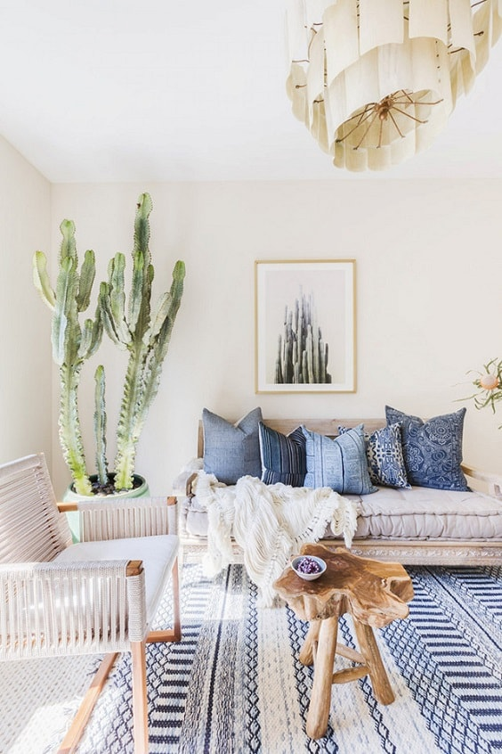Boho Living Room Decoration 6-min