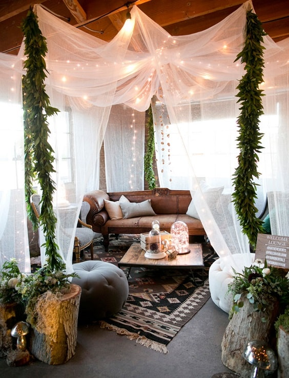 Boho Living Room Decoration 8-min