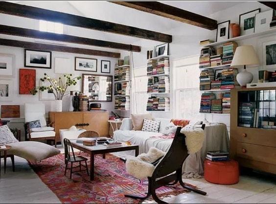 Boho Living Room Decoration 8b-min