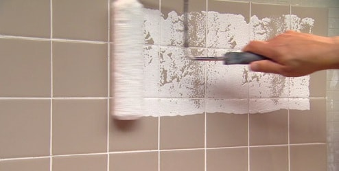 Can You Paint Bathroom Tile 2-min