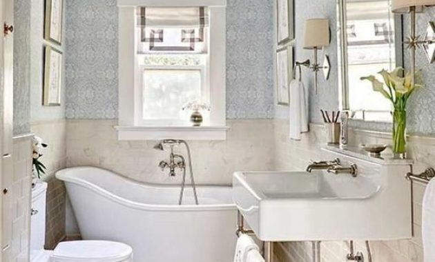 30 Stylishly Captivating Tiny Bathroom With Showers Ideas - Tiny-bathrooms
