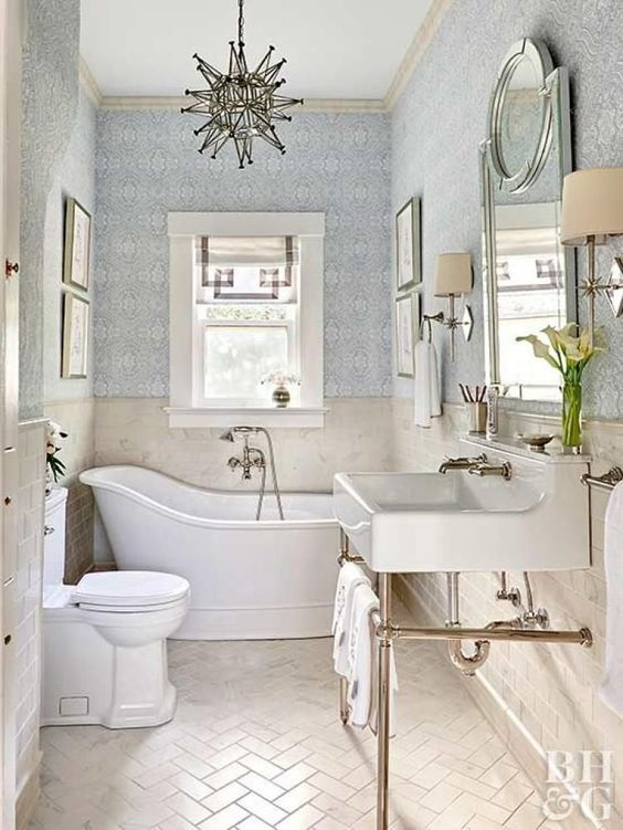 30 Stylishly Captivating Tiny Bathroom With Showers Ideas