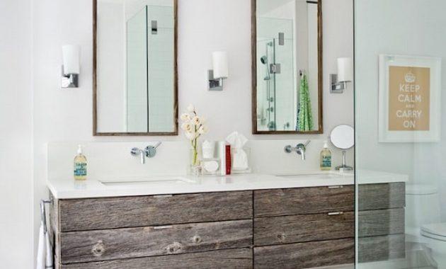 distressed wood bathroom vanity 31-min