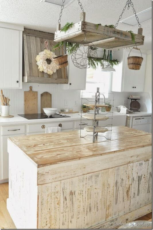 farmhouse kitchen ideas 1