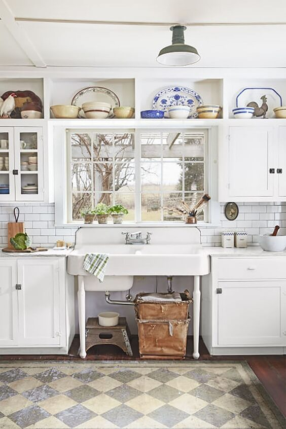 farmhouse kitchen ideas 14
