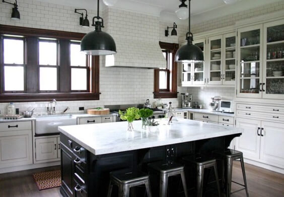 farmhouse kitchen ideas 15