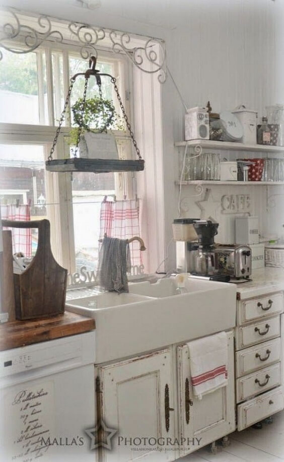 farmhouse kitchen ideas 20