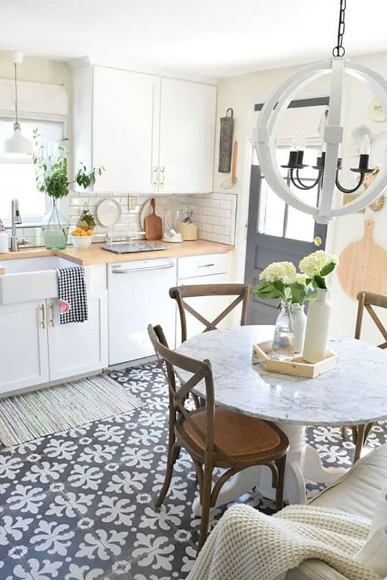 farmhouse kitchen ideas 22