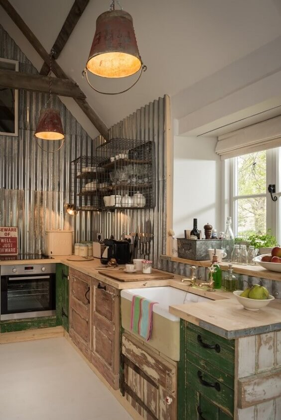 farmhouse kitchen ideas 24