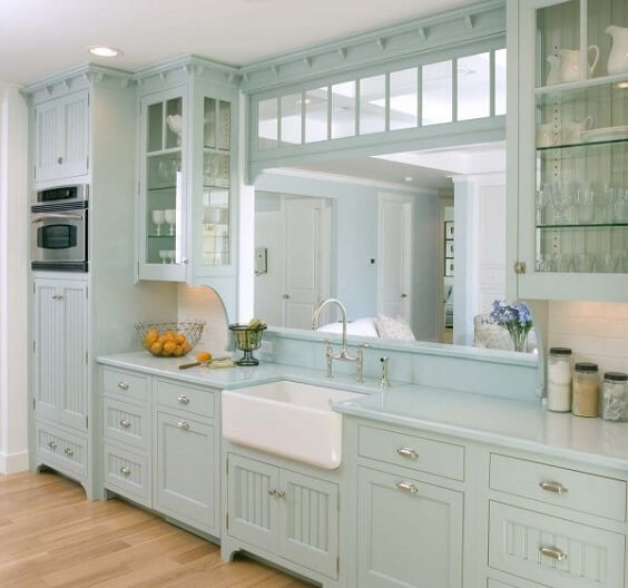 farmhouse kitchen ideas 6