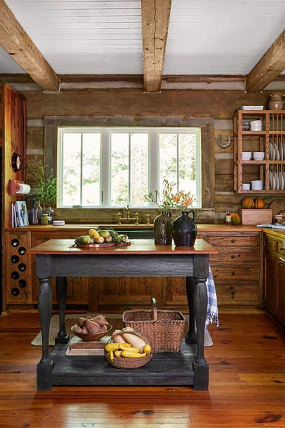 farmhouse kitchen ideas 8
