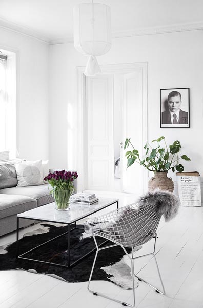 white living room 25-min