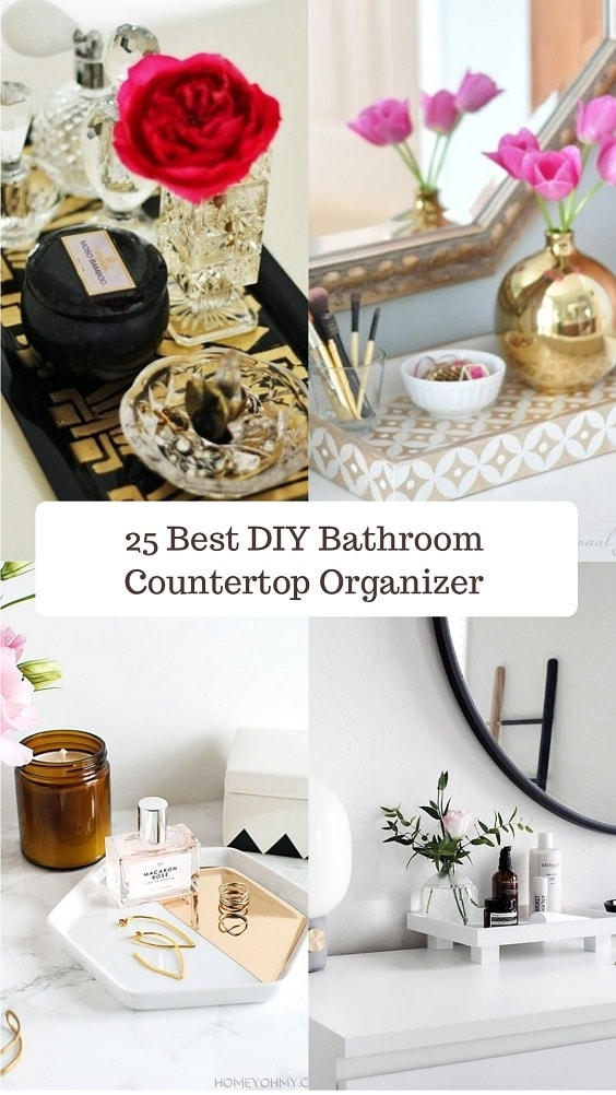 Bathroom Countertop Organizer-min