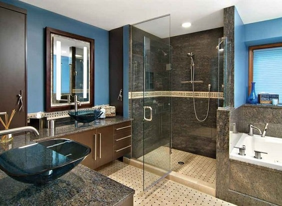 Blue Bathroom 27-min
