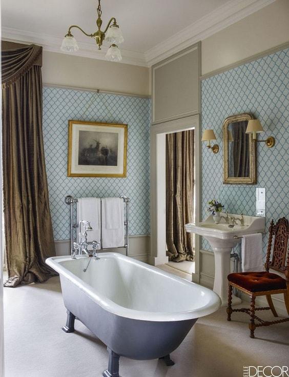 Blue Bathroom 9-min