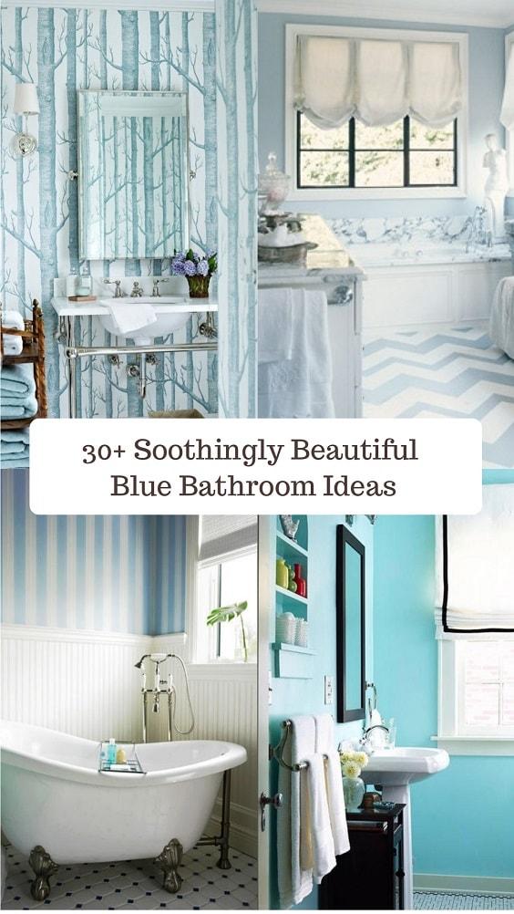Blue Bathroom-min