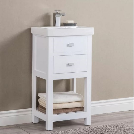 15 Gorgeous Cheap Bathroom Vanities With Tops Under $200