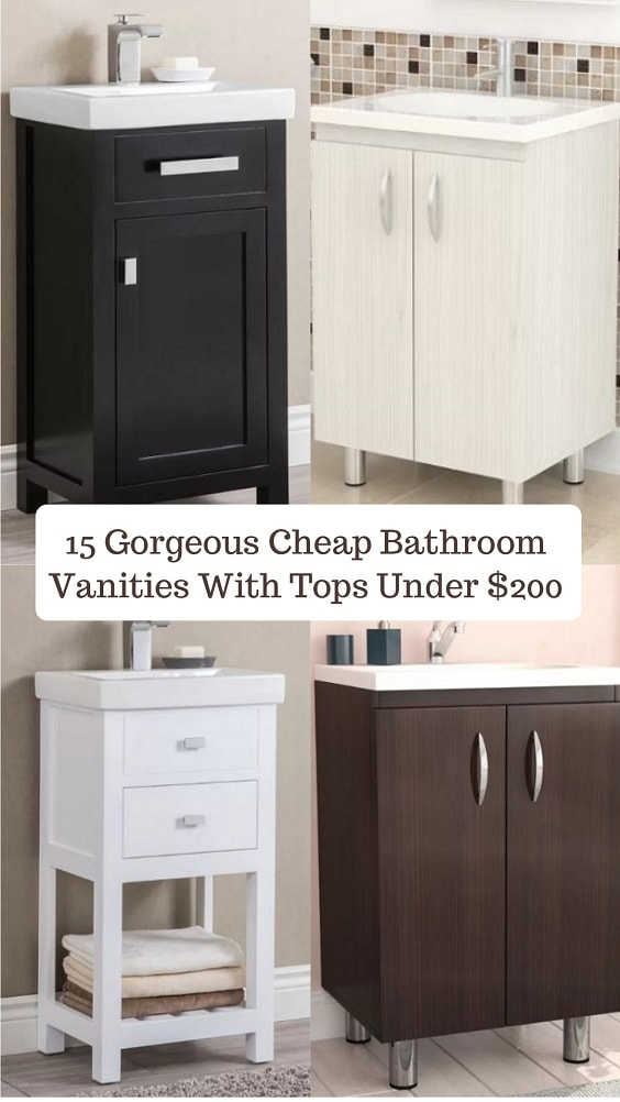 Cheap Bathroom Vanities With Tops-min
