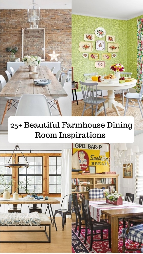Farmhouse Dining Room-min