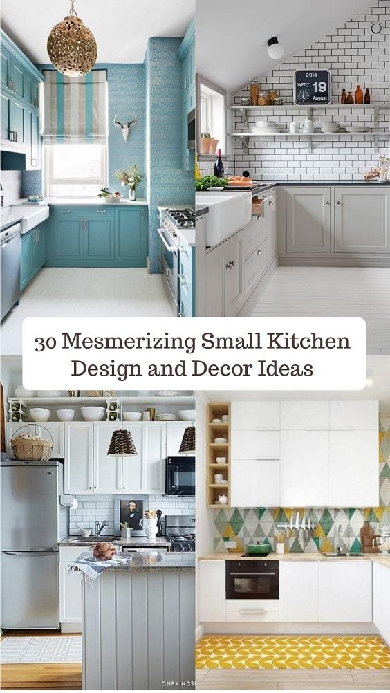 Small Kitchen Design-min