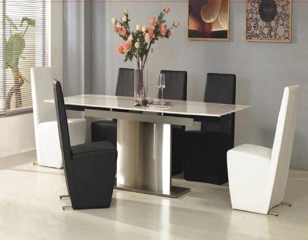 monochrome dining room 15-min