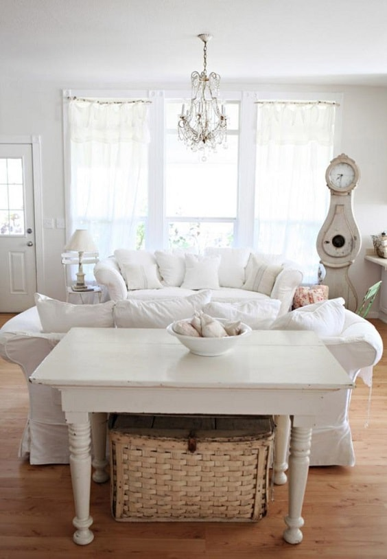 shabby chic living room 18-min