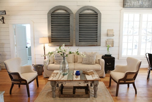 shabby chic living room 21-min