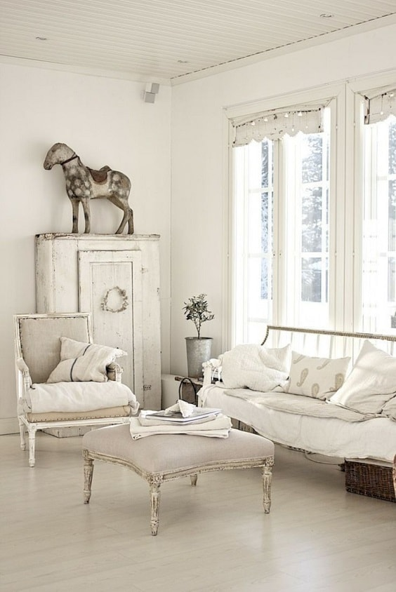 shabby chic living room 25-min
