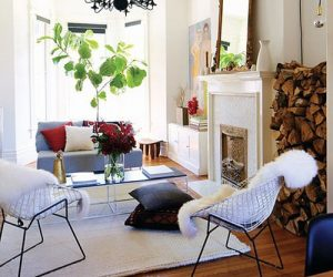 shabby chic living room 3-min