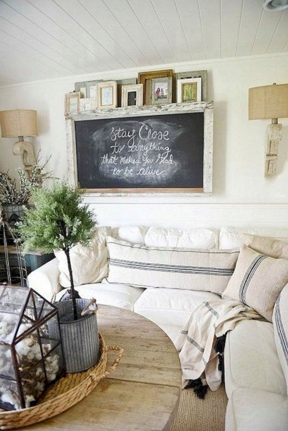 shabby chic living room 30-min