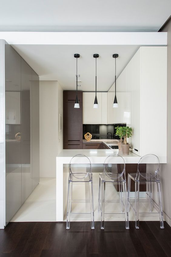 30 Mesmerizing Small Kitchen Design and Decor Ideas That Will Surprise You