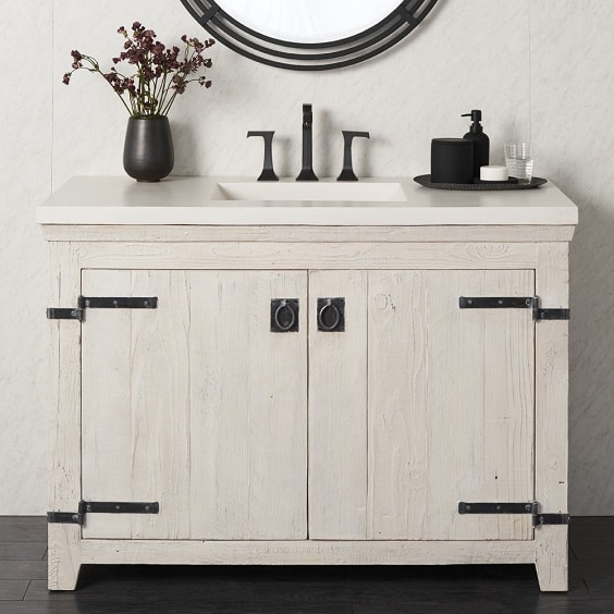 whitewash bathroom vanity 1-min
