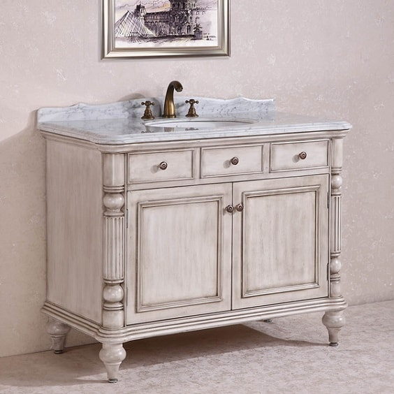 whitewash bathroom vanity 6-min