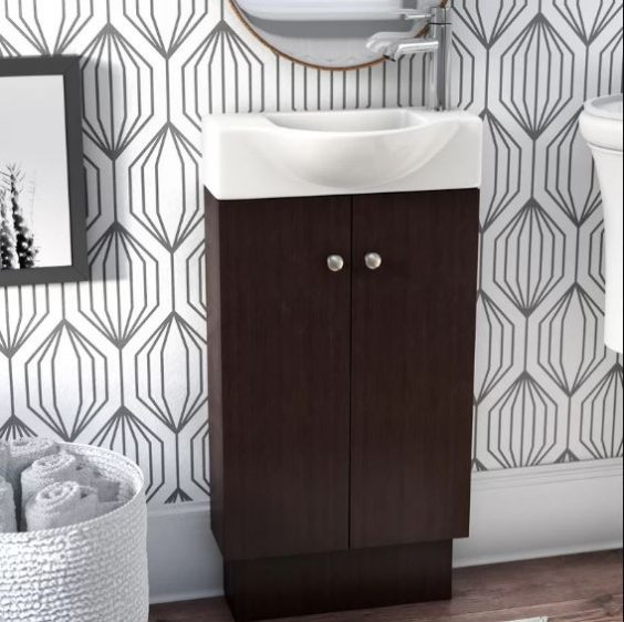 16 inch bathroom vanity 9