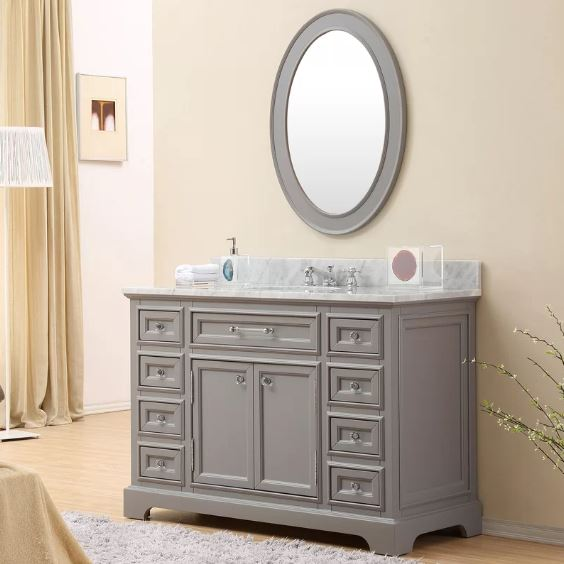 48 Inch Bathroom Vanity With Top And Sink 13-min