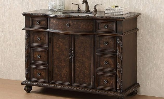 48 Inch Bathroom Vanity With Top And Sink 2-min